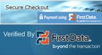 Secure Checkout (Verified by FirstData)