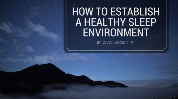 How to Establish a Healthy Sleep Environment