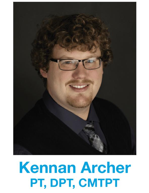 Kennan Archer, DPT, physical therapist headshot
